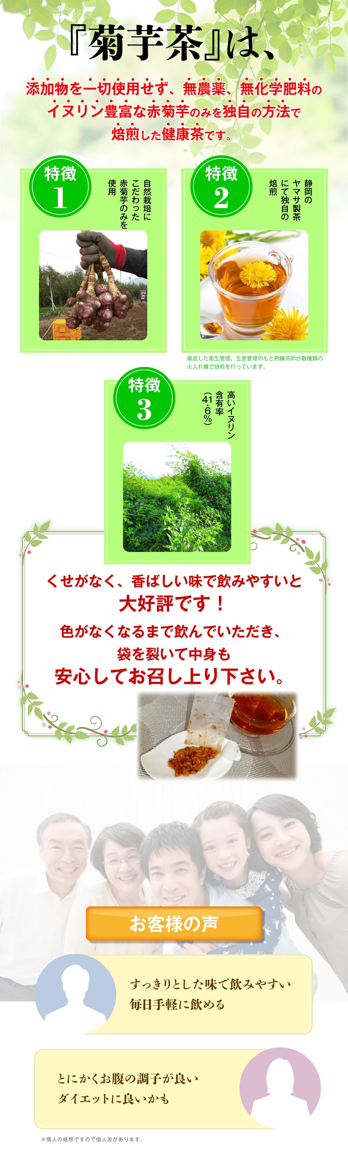 ん が 菊芋 効果